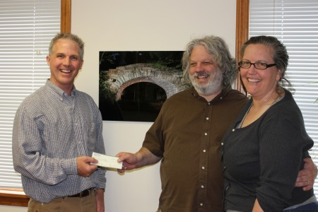 Donation to Friends of Acadia
